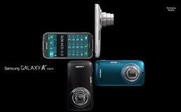 Galaxy K สมาร์ทโฟนกล้องดิจิตอลคมชัดระดับเทพ!