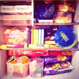 ตู้เย็นที่บ้านใครเป็นแบบนี้บ้างค่ะ เอารูปตู้เย็นมาแชร์กัน