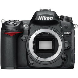 Nikon D7000 SLR Digital Camera (Body Only)