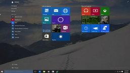 เตรียมพบกับ Start Menu ใหม่ไซส์เล็กลงบน Windows 10