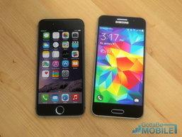 เหตุผลที่ทำให้ผู้ใช้ iPhone เปลี่ยนมาใช้  Galaxy S6