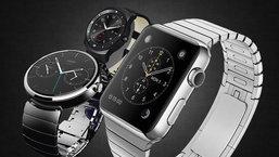 สงคราม Smartwatch ระหว่าง Apple Watch vs Android Wear นาฬิกาอัจฉริยะรุ่นไหน ดีกว่ากัน?