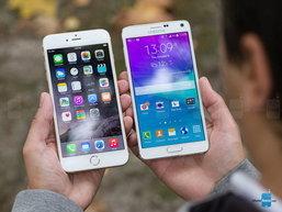 ผู้ใช้พึงพอใจ Samsung Galaxy Note 4 มากกว่า iPhone 6 Plus เสียอีก