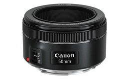 Canon เปิดตัวเลนส์ฟิกซ์ตัวใหม่ 50 f/1.8 STM