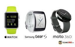 เทียบสเปค Apple Watch กับนาฬิกาอัจฉริยะรุ่นอื่น มาดูกันรุ่นไหนโดนใจสุดๆ