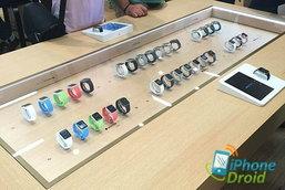 Apple Watch วางขายแล้ว มาดูกันว่ามีกี่รุ่น กี่สี และต่างกันอย่างไร