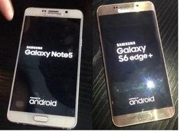 เผยภาพแรก Galaxy Note 5 ตัวเป็นๆ