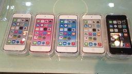 iPod touch รุ่นใหม่เข้าไทยแล้ว !! เปิดขายที่ iStudio วันแรก ราคาเริ่ม 7,200 บาท