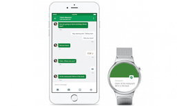 และแล้ว Android Wear ตัวแรกที่ใช้กับ iPhone ได้คือ LG Watch Urbane