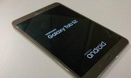 [รีวิว] Samsung Galaxy Tab S2 8.0 แท็ปเล็ตเพื่อคนชอบจอใหญ่ + ละเอียดที่พกพาไปได้ทุกที่