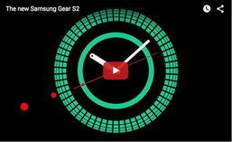 Samsung ปล่อยคลิปทีเซอร์หน้าจอ Gear S2 เพิ่มกระตุ้นความอยากอีกระรอบ [ชมคลิป]