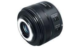 Canon เปิดตัว EF-S 35mm เลนส์มาโครพร้อมไฟในตัวราคาย่อมเยาสำหรับกล้อง APS-C