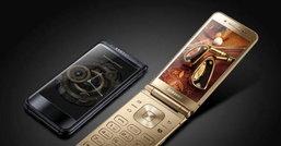 Samsung เปิดตัวมือถือฝาพับระดับไฮเอนด์ มาพร้อมฟีเจอร์สแกนนิ้ว-ชาร์จไร้สาย