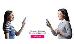 สตาร์ทอัพ Current ออกบัตรเดบิตสำหรับเด็ก พ่อแม่คุมและบล็อคการใช้จ่ายผ่านแอพได้