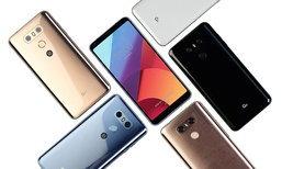 LG เปิดตัว G6+ และ G6 ขนาดความจุ 32GB ลงตลาดมือถือที่ดุเดือด