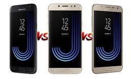 เปรียบเทียบ Samsung Galaxy J7 Pro, J5 Pro และ J7 Core สามสมาร์ทโฟน J Series น้องใหม่ป้ายแดง