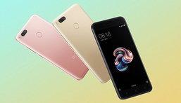 เผยภาพ Xiaomi Mi 5X พร้อมราคาก่อนวันเปิดตัว