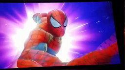 ไอ้แมงมุม Spider Man โผล่ในเกม Marvel vs Capcom Infinite