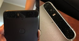 ผู้ใช้ Nexus 6P หลายคนรายงาน กระจกกล้องหลังเกิดแตกเองแบบไม่มีสาเหตุ
