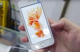 มาซะเป๊ะ แต่ภายนอก! พ่อค้าจีนก๊อปปี้ไอโฟน 6เอส ขายเครื่องละ 1,200 บาท