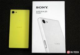 [รีวิว] Sony Xperia Z5 Compact การกลับมาของตำนานมือถือเล็กแต่สเปคดี