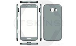เผยภาพเรนเดอร์เคสใส่ Samsung Galaxy S7 คาดจอใหญ่ขึ้นแน่นอน