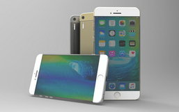 iPhone 7 (ไอโฟน 7) อัปเดตข้อมูล สเปค ล่าสุด : iPhone 7 อาจมาพร้อมกับ ตัวเครื่องกันน้ำ และ RAM 3 GB!