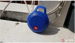 ลองเล่น  JBL Clip+ ลำโพงติดกระเป๋า ปรับปรุงเรื่องกันน้ำได้