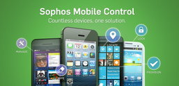 Sophos เปิดตัวโซลูชั่นความปลอดภัย Sophos Mobile Control 6.0  สำหรับช่วยในการบริหารจัดการความปลอดภัย