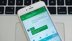 Google อัปเดท Hangout บน iOS เพิ่มการเข้าถึงการแชร์ไฟล์ในกลุ่มสนทนา