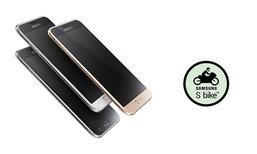 Samsung เปิดตัว Galaxy J3 ตัวเล็กเด่นที่ลูกเล่นเอาใจคนขับมอเตอร์ไซค์อย่าง S Bike
