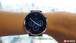 [รีวิว] Moto 360 Gen 2 นาฬิกาฉลาด คู่บุญโมโตยุคใหม่