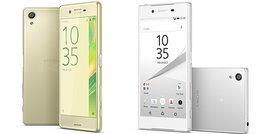 เปรียบเทียบ Sony Xperia X กับ Sony Xperia Z5 เรือธงรุ่นใหม่