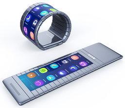 จีน เปิดตัว สมาร์ทโฟนหน้าจอม้วนได้ รุ่นแรกของโลก ด้วยหน้าจอ E-Ink แบบขาวดำ