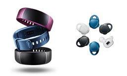 Samsung Gear Fit 2 และ Gear icon X Gadget คู่หูเพื่อสุขภาพ เปิดตัวแล้ว