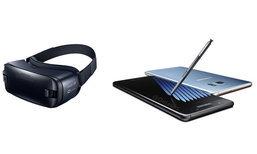 Blogger ชื่อดัง เปิดเผยภาพเพิ่มเติมของ Samsung Galaxy Note 7 และ Gear VR รุ่นใหม่