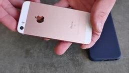 ชมคลิปทดสอบ Drop Test ของ iPhone SE กับ iPhone 5s
