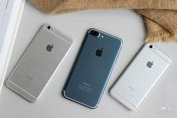 รวมภาพ iPhone 7 Plus สีน้ำเงิน Deep Blue ที่ทุกคนรอคอย!!