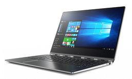 [IFA 2016] Lenovo YOGA 910 Notebook พับได้รุ่นใหม่ที่จอบาง แต่คมชัดระดับ 4K