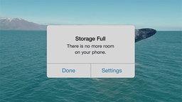 Google Photos อาสาเยียวยาผู้ใช้ iPhone 16GB! โชว์คลิปเกทับ iCloud ด้วยพื้นที่แบบไม่จำกัด