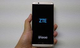 รีวิว ZTE AXON 7 มือถือตัวท็อปจาก ZTE ดีกรีแรงไม่แพ้ใคร
