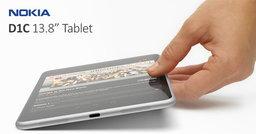 Nokia D1C อาจไม่ใช่มือถือรุ่นใหม่หลังถูกจับทดสอบอีกครั้ง พบเป็นแท็ปเล็ตจอ FHD 13.8 นิ้ว บน Android 7