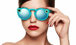 Spectacles แว่นกันแดดติดกล้องจาก Snapchat ถ่ายคลิปได้นาน 10 วินาที วางจำหน่ายแล้วในราคา 4,500 บาท