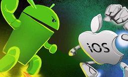 ผลวิจัยเผย แอปพลิเคชันบน iOS มีข้อมูลทั่วไปรั่วไหลมากกว่า Android