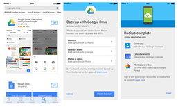Google เพิ่มช่องทางย้ายข้อมูลจาก iOS ไป Android ง่าย ๆ ผ่าน Google Drive