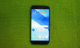 รีวิว Samsung Galaxy A7 2017 รุ่นกลางออฟชั่นเยอะสู้เรือธงได้สบาย