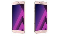 Samsung ประเทศไทยเพิ่มสีชมพูสุดหวานใน Galaxy A7 2017 จำนวนจำกัด