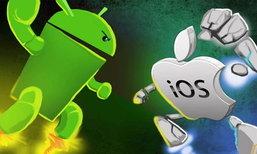 รายงานเผยผู้ใช้ iOS 10 ตอนนี้มีเกือบ 80% สวนทาง Android Nougat ที่มีคนใช้เพียง 1.2% เท่านั้น