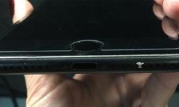 ผู้ใช้ iPhone 7 สีดำ Black(ดำด้าน) เผยตัวเครื่องลอกง่ายทั้งที่ใส่เคสและดูแลอย่างดี