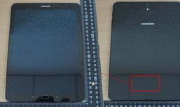 หลุดคาที่ Samsung Galaxy Tab S3 มาพร้อมกระจกทั้งหน้าและหลัง